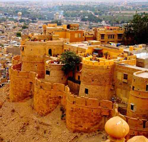 Jaisalmer Sightseeing Packages